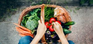 Green Clean your Fruits and Veggies