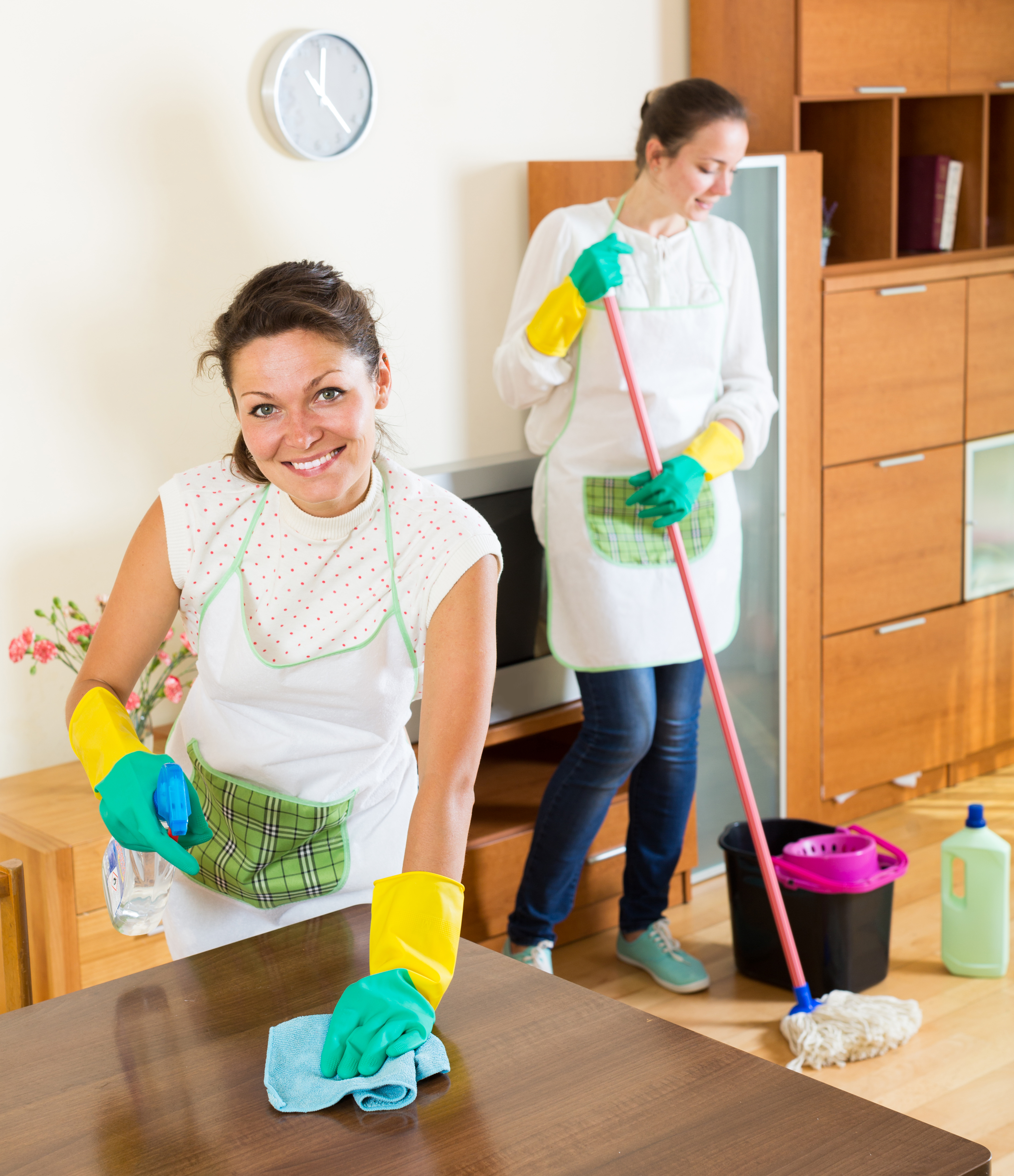 Maid Services   Helpro Cleaning Services